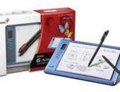 Genius giới thiệu giấy điện tử G-Note 5000