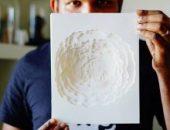 Chiêm ngưỡng tác phẩm từ nghệ thuật cắt giấy
