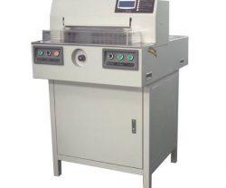 Máy cắt giấy điện 480v6
